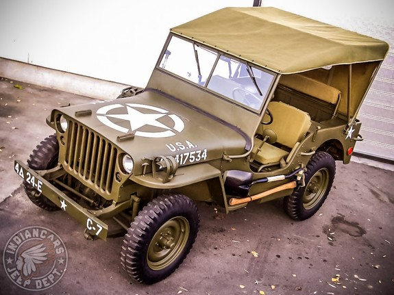 Jeep pack US-1