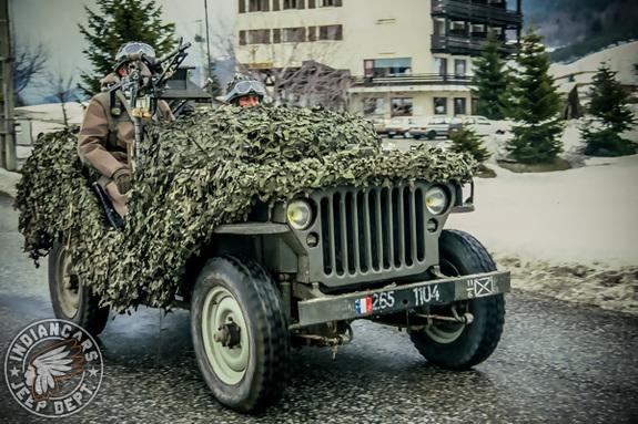 jeep reconnaissance