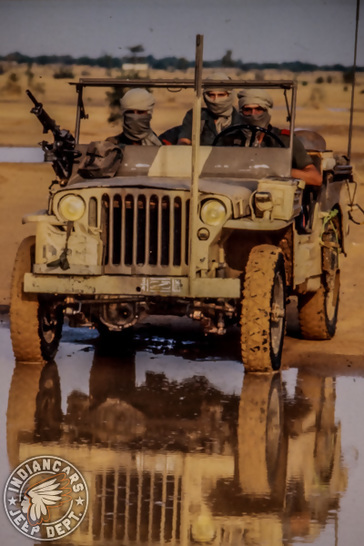 jeep willys désert