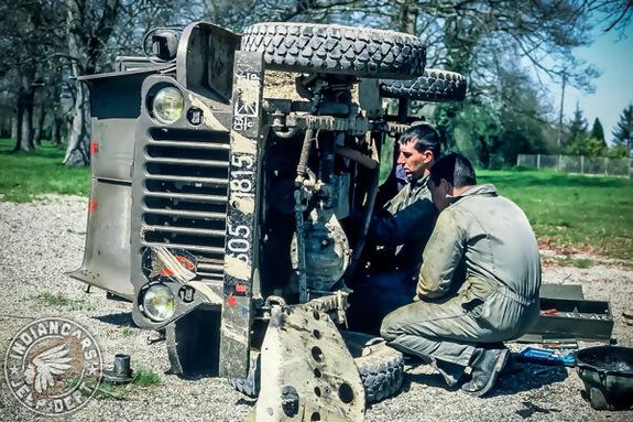 réparation jeep m201