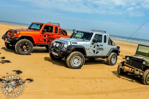 Jeep wrangler pickup 01