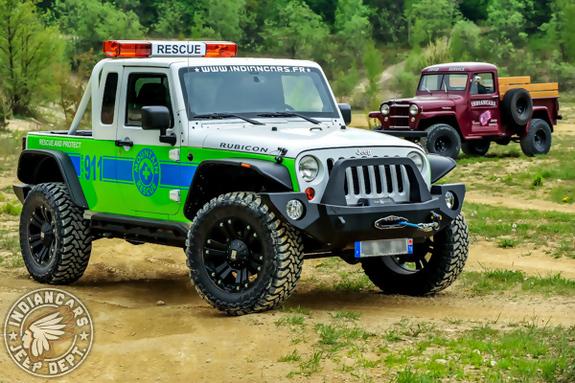 Jeep wrangler pickup 03