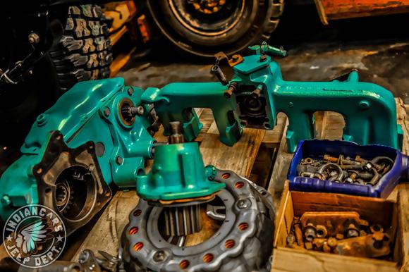 jeep cj parts