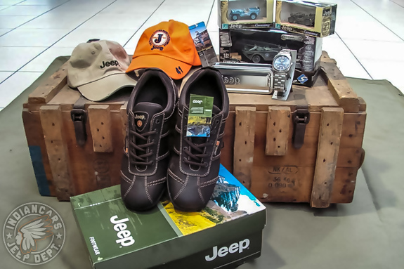 goodies jeep