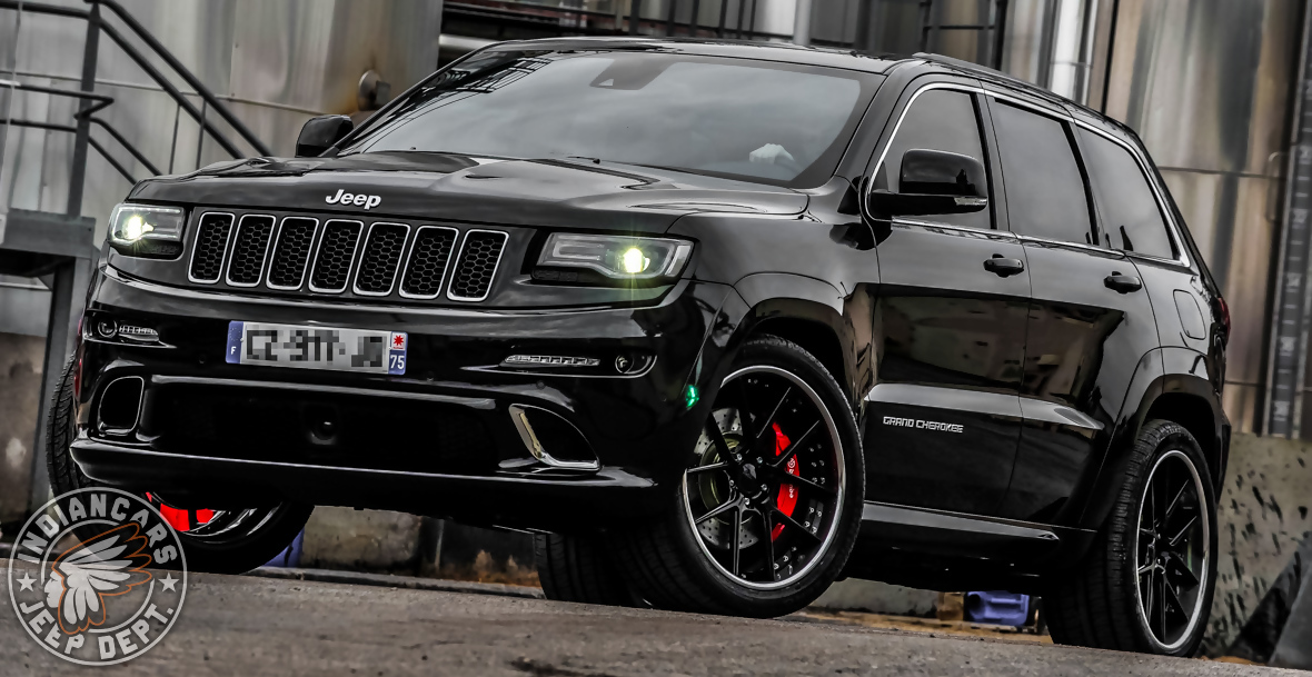 jeep grand cherokee srt 09
