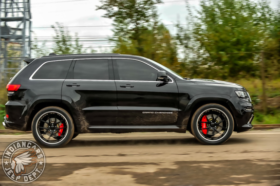 jeep grand cherokee srt 14
