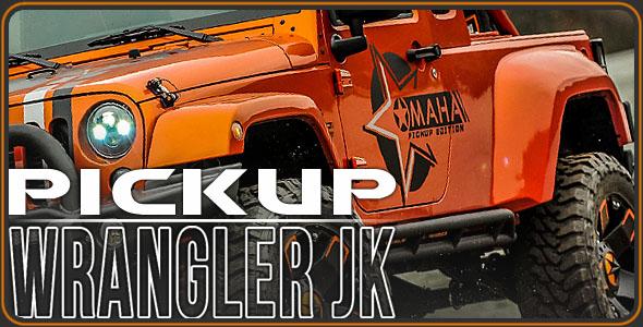 jeep wrangler pickup intro