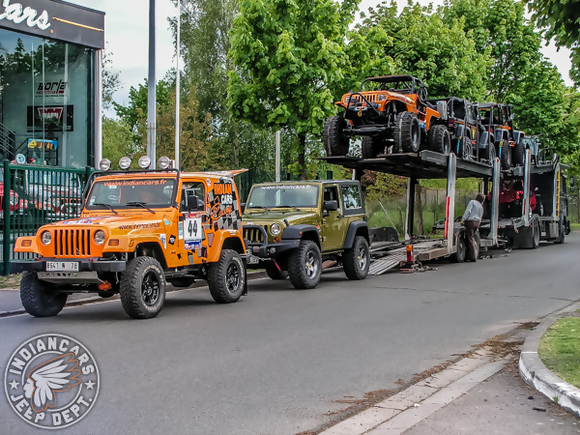 transport jeep