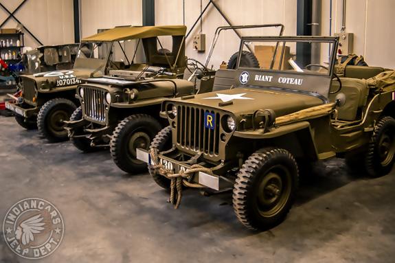 vente jeep m201