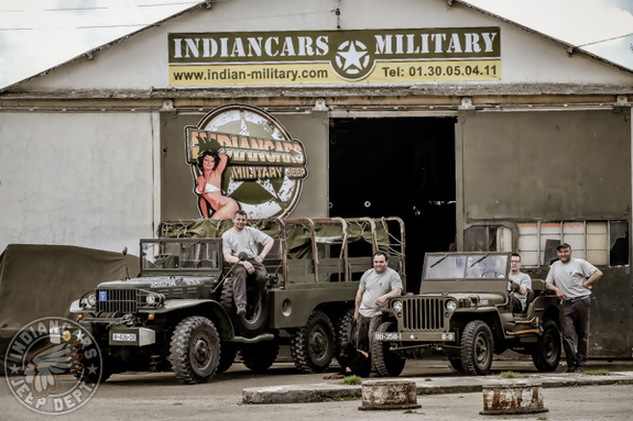 Indiancars military