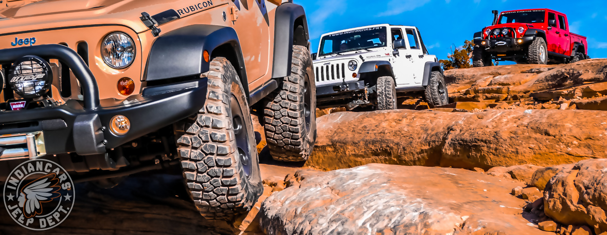 jeep wrangler adventure