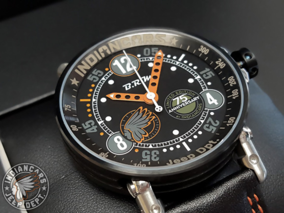 collector jeep watch