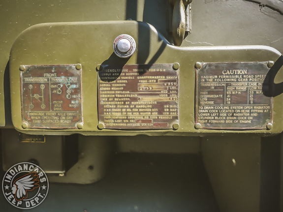 jeep ford gpw 1942-1
