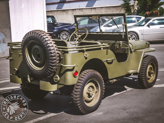 jeep ford gpw 1942-5