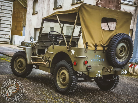 willys mb slat grill 16