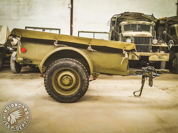Remorque jeep willys-9