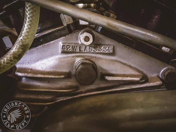 moteur harley davidson wla