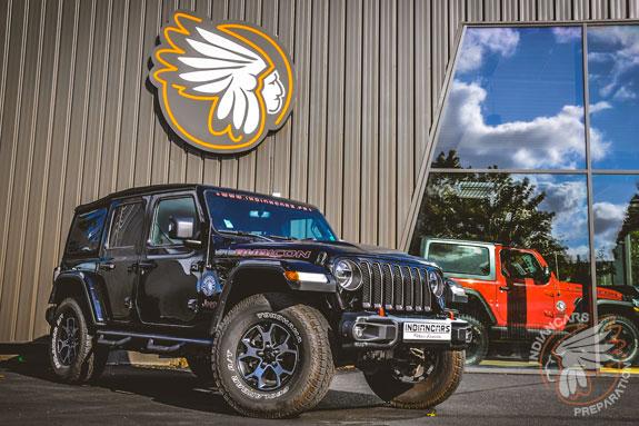 garage jeep