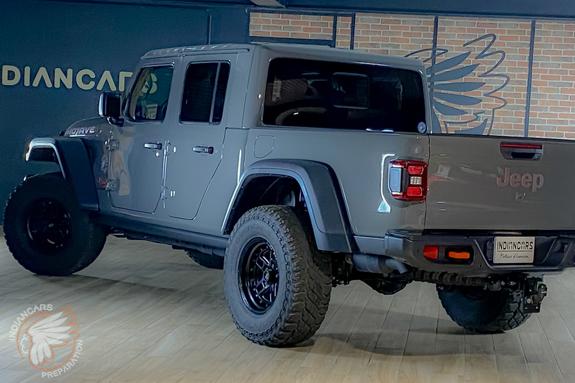 Jeep wrangler pickup 05