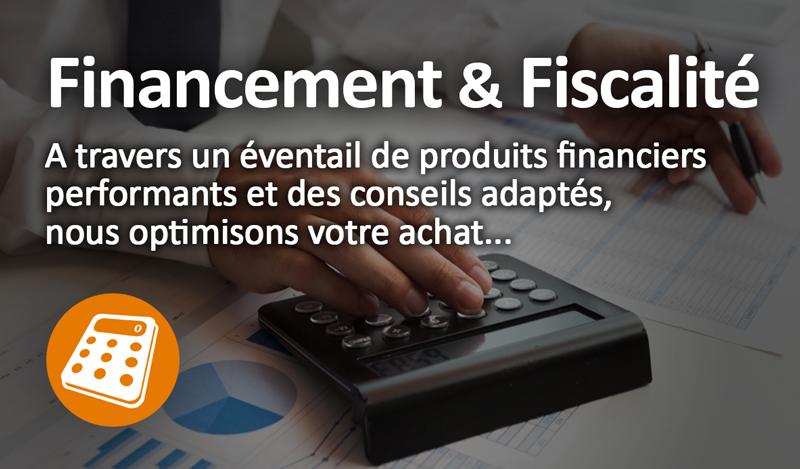 Financement-Fiscalite