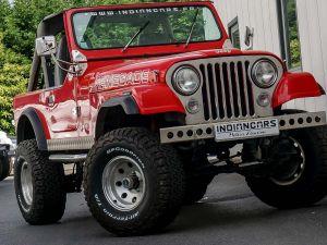 Jeep CJ7    - 1
