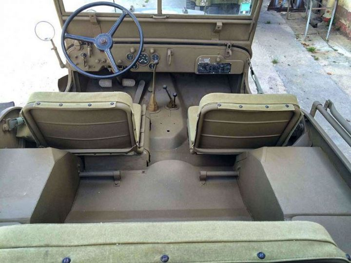 Jeep Willys M201 PACK US - 2