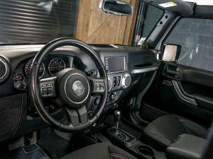 Jeep WRANGLER 2.8 CRD 200 FAP UNLIMITED SAHARA BVA   - 4