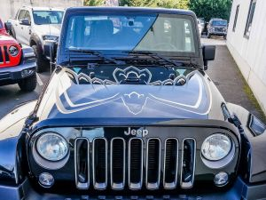 Jeep WRANGLER 3.6 V6 284CH UNLIMITED GOLDEN EAGLE BVA   - 4