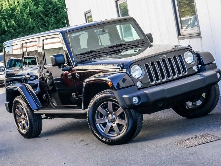 Jeep WRANGLER 3.6 V6 284CH UNLIMITED GOLDEN EAGLE BVA - 5